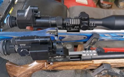 Pard night vision scopes